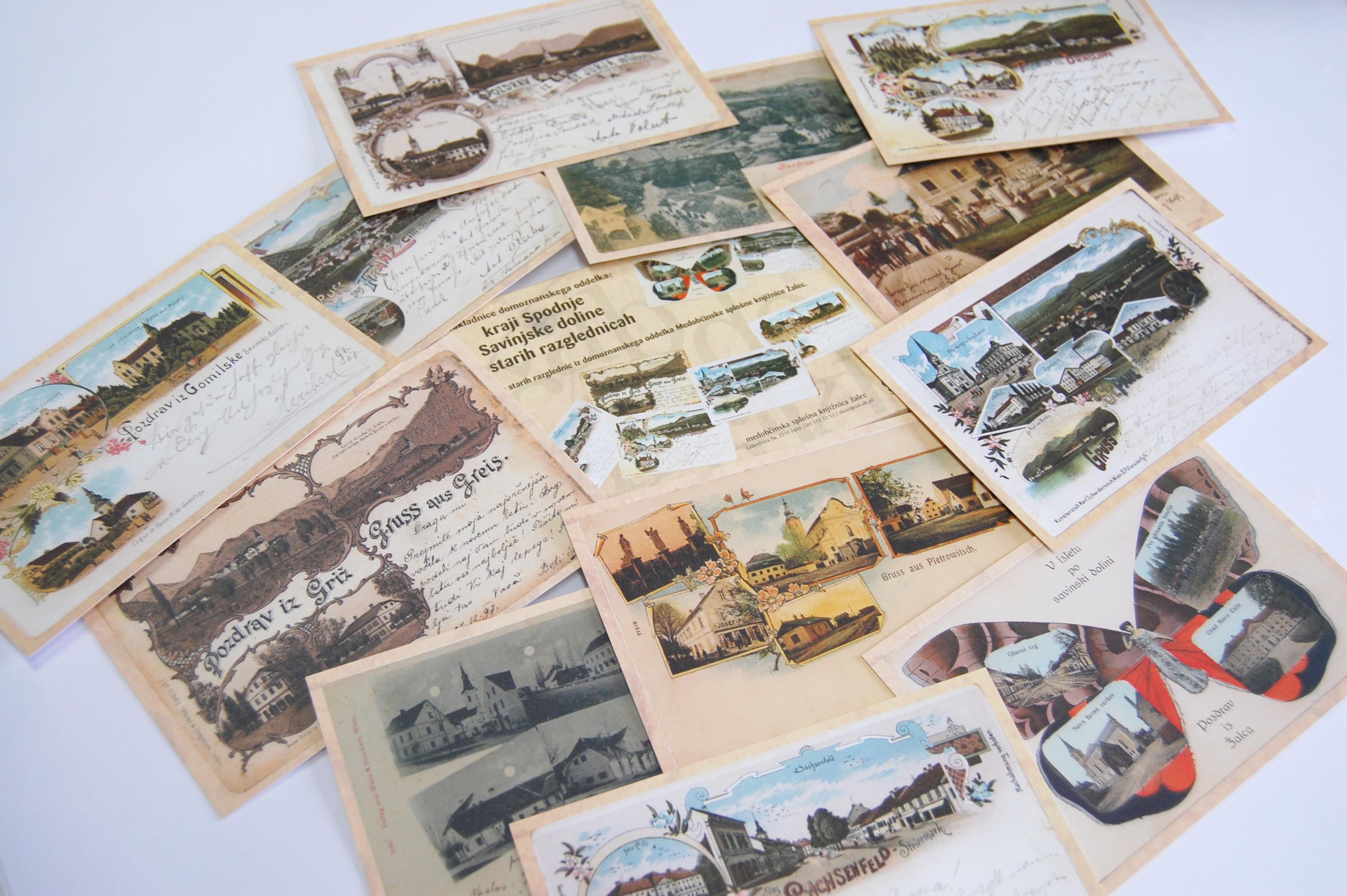 razglednice